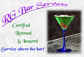 RG Bar Services - Logo